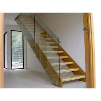 Деревянные лестницы HOLZ на тетивах