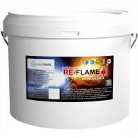 Огнезащитная вспучивающаяся краска RE-FLAME