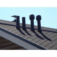 Вентиляционные и канализационные выходы на крышу Vilpe