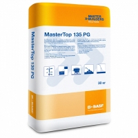 MasterTop 135 PG. Упрочнитель бетонной поверхности. BASF