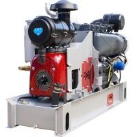 Компрессорный агрегат Gardner Denver XK12 с ДВС Д 144