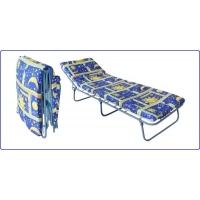 Кровать раскладная мягкая Ярославский завод кемпинговой мебели Стандарт-М