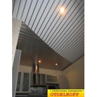 Реечные и подвесные потолки