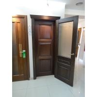 двери из массива ОСБ