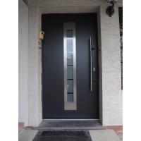 Входные двери Херманн Thermo 65