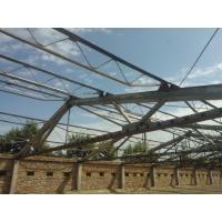 Фермы металлические, стропильные, двухскатные, пролет 18м
