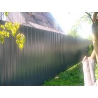Забор из профлиста Ворота Калитки