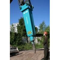 Навесное оборудование  для экскаваторов: Гидромолот, Рыхлитель, Гидромолот Тверской машзавод Гидромолот НМ