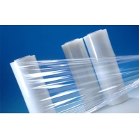 Пленка полиэтиленовая прозрачная 120 мкм 6*85 пм