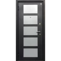 Металлические двери. MAGNA Стальная дверь Квадра