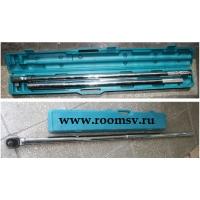 Динамометрические ключи акустического типа 500- 3000 Нм MaxSil ключ