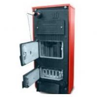 Котел твердотопливный пиролизный Буржуй-К Пиролизный котел «Буржуй» 20 кВт с автоматикой «HONEYWELL»