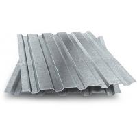 Профнастил из алюминия толщиной до 2,5 мм.