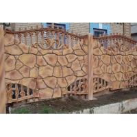 забор бетонный декотативный  ООО Заборы из европы