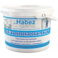 Бетоноконтакт Habez-Gips