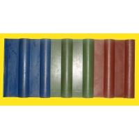 Черепица рядовая 400*315 полимер-песчаная