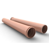 Труба наружней канализации ПВХ 110/3,2/3000 Nashorn