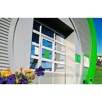 Панорамные ворота для станций технического обслуживания Simplex
