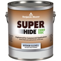 Американские краски  Super Hide Interior Eggshell Finish 357
