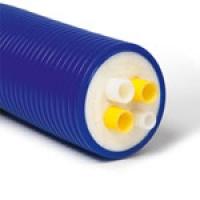 Четырехтрубная система MICROFLEX QUADRO. WATTS INSULATION Гибкие трубы для отопления и ГВС.