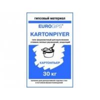 Сухая формовочная гипсовая смесь EXTRAGIPS Картонпьер, Г-12, 30к