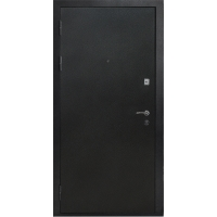 Входная металлическая дверь Аргус Лиса Серебро