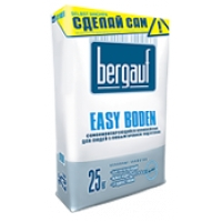 Финишный самонивилирующийся пол Bergauf Easy Boden 25кг