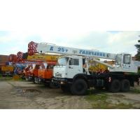 Автокраны в Наличии Галичанин и Клинцы Галичанин КС-55713-1