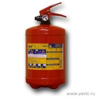 Огнетушитель порошковый ОП-3 (з) АВСЕ