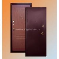 Дверь входная металлическая Эра 1 Медь