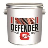 Огнезащитная вспучивающаяся краска Defender C solvent для кабеля