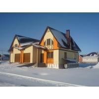 Каркасно-панельные домокомплекты