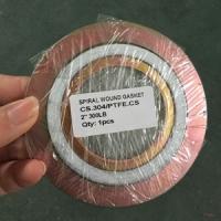 SUS304 спиральная прокладка