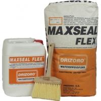 Обмазочные гидроизоляционные материалы Drizoro MAXSEAL FLEX®   Макссил Флекс®