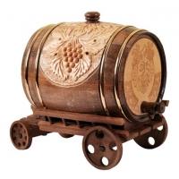 Бочки с колбой под вино ТД Народные Традиции