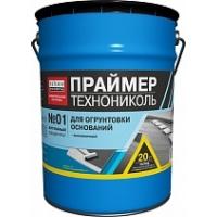 Праймер битумный готовый №01 ТЕХНОНИКОЛЬ №01 (концентрат)