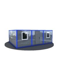 Модульное здание Краус 3 удобных блока