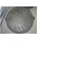 Канализационный (смотровой) люк, тяжелый (нагрузка до 25т.)