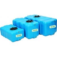 Емкости пластиковые прямоугольные Укрхимпласт SG-100-300