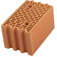 Поризованный керамический блок Porotherm 25 Wienerberger