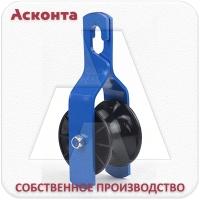 РМ-1/50Э Ролик монтажный для СИП (без боковых дуг)