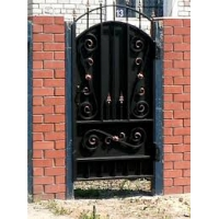 Кованные изделия, заборы, ворота, калитки, лестницы, ограждения