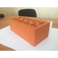 Кирпич лицевой утолщенный Комбинат керамических издеий цвет Персик
