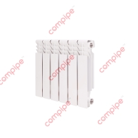 Алюминиевый радиатор Compipe Al 350/80 - 4 секции