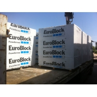Газобетонные блоки Евроблок D 400 EuroBlock