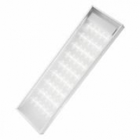Офисный светодиодный светильник  ДПО02-20-001