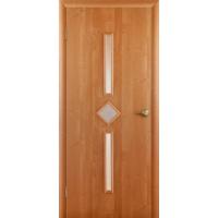 Дверь ламинированная Дверона Кристалл