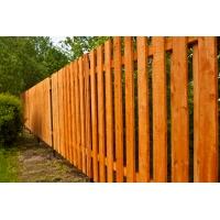 Штакетник - сосна, размеры 50х20х1.5 м, секции 1.5х2 м