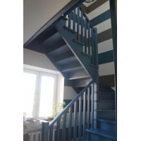 маршевая лестница в Москве