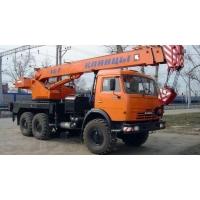 Автокран Клинцы КС-35719-7-02 грузоподъемность 16т